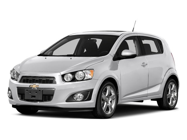 2016 Chevrolet Sonic Lt In Hagerstown Md Younger Toyota