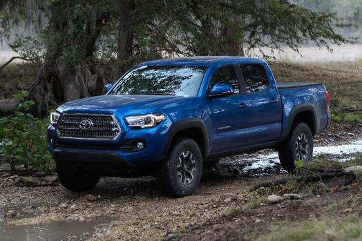 The New 2016 Toyota Tacoma Is Officially Mid Size Pickup Truck Of Texas As Deemed By Auto Writers Ociation S Tawa At Annual