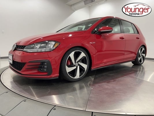 Used Volkswagen Golf Gti Hagerstown Md