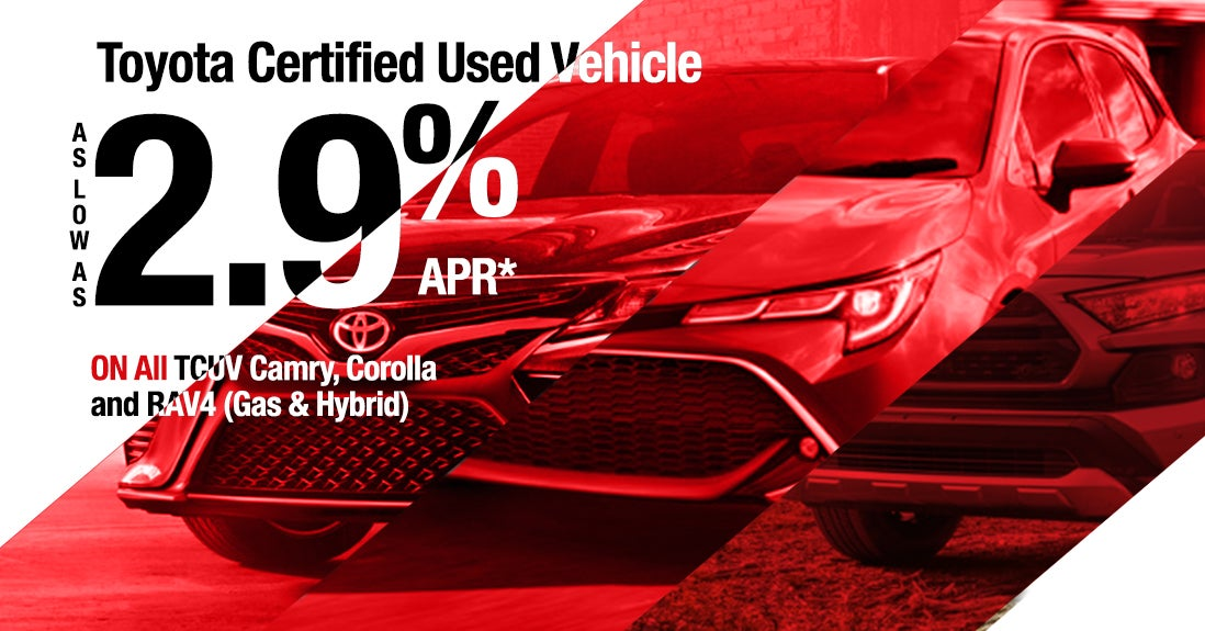 Toyota Dealers In Md >> Toyota Pre Owned Car Specials Hagerstown Md Area Toyota Dealer